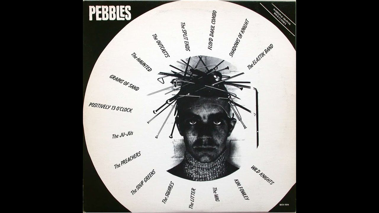 Pebbles Vol 1 01 The Litter Action Woman 1967