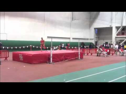 "Inika McPherson - High Jump 1.94m (6'4 5"")"