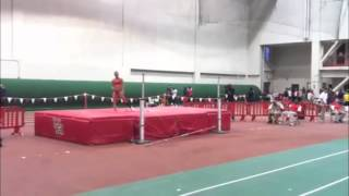Inika McPherson - High Jump 1.94m (6'4 5
