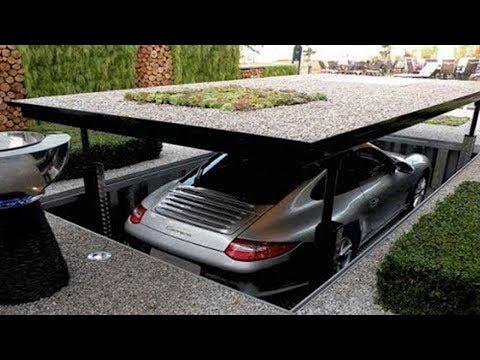Самые УДИВИТЕЛЬНЫЕ и странные парковки для автомобилей