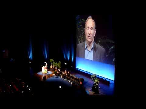 WWW2012 - Tim Berners-Lee Keynote - Last 15 minutes