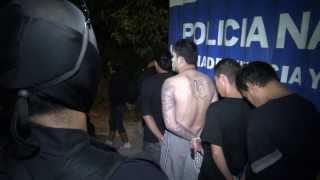Policía captura a más de 25 pandilleros durante operativo en Apopa