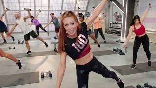 Morning Meltdown 100 Free Workout with Jericho McMatthews