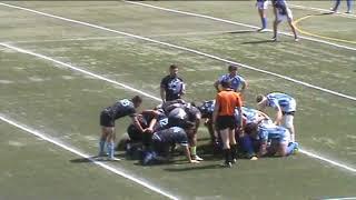 Saltillo Rugby Club vs Hammerheads Cancún Rugby Club