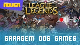 League of Legends - Garagem dos Games