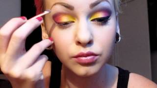 Flower girl makeup tutorial Thumbnail