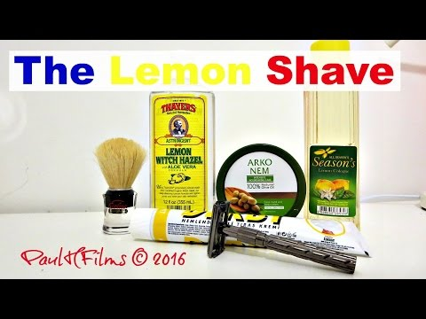 The Lemon Shave
