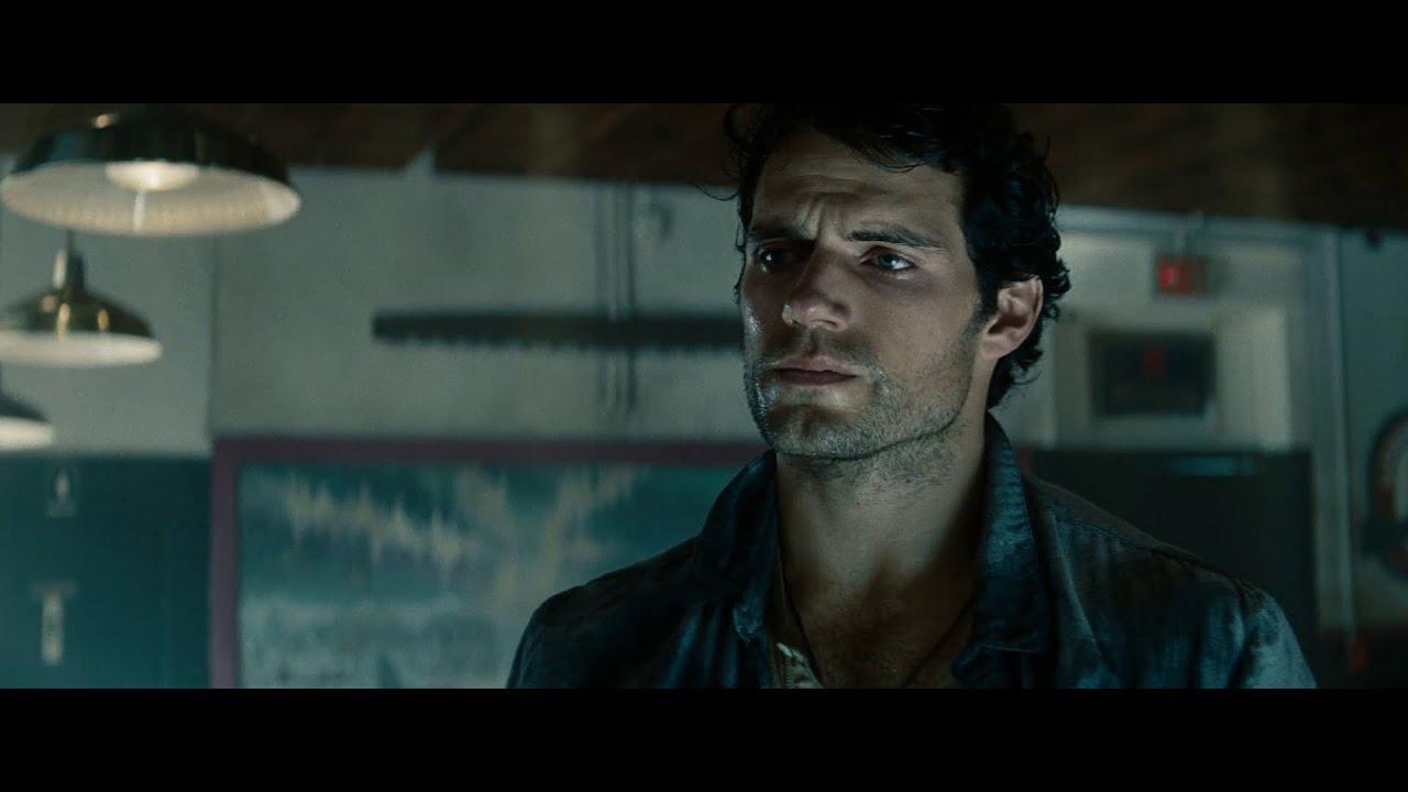 Man of Steel - Bar Scene (2013) - YouTube