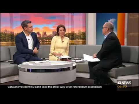 Australian TV on Vegas shooting