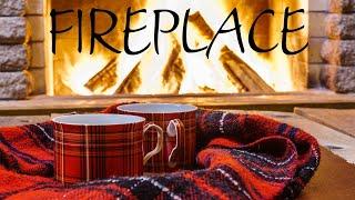 Fireplace JAZZ - Relaxing Piano JAZZ & Bossa Nova - Chill Out Music