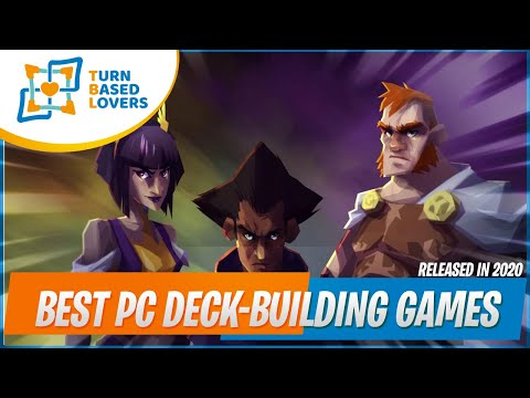 Best PC Turn-Based Deck Building Card Games Released In 2020