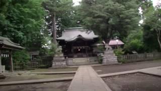 和泉熊野神社 東京都杉並区