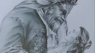 Beauty and the Beast | Emma Watson as Belle, 2017 film | SPEED DRAWING