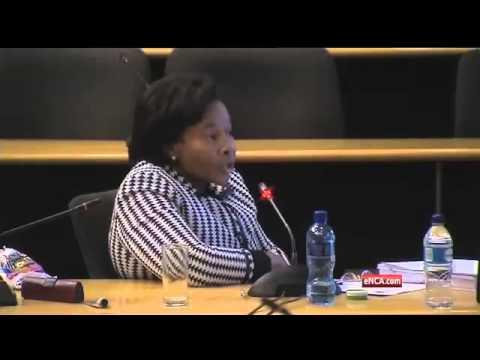 Heated exchanges at the Marikana inquiry