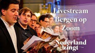 Nederland Zingt live vanuit de Sint-Gertrudiskerk in Bergen op Zoom