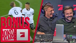 STRAFE: Joko & Klaas kommentieren live U21-Länderspiel | Joko & Klaas gegen ProSieben