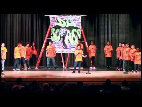 2012 DC SCORES Poetry Slam! -- Marie Reed Elementary School
