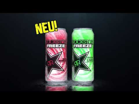 ROCKSTAR Energy Drink 2015 - Online Commercial