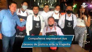Mario Alberto Hernández Cárdenas y Mauricio Salvador Romero Morales eran socios del restaurante-bar Barra 1604, ambos murieron tras la explosión de un paquete bomba en Salamanca