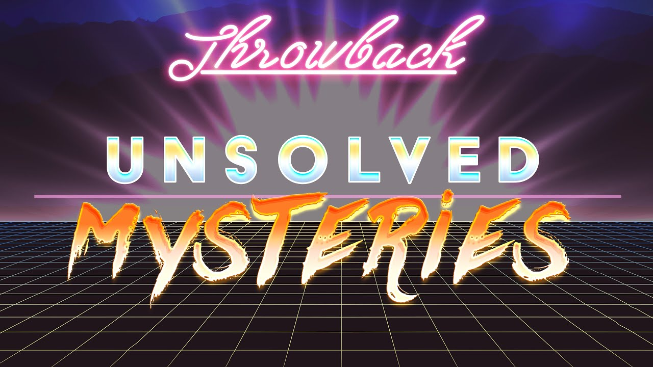 'Unsolved Mysteries' on Netflix scares a new generation