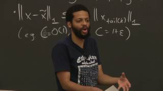 Algorithms for Big Data (COMPSCI 229r), Lecture 21
