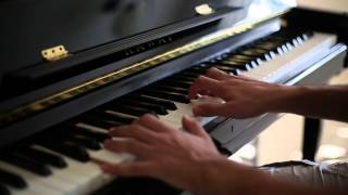 The Fray - Syndicate (Piano Cover)