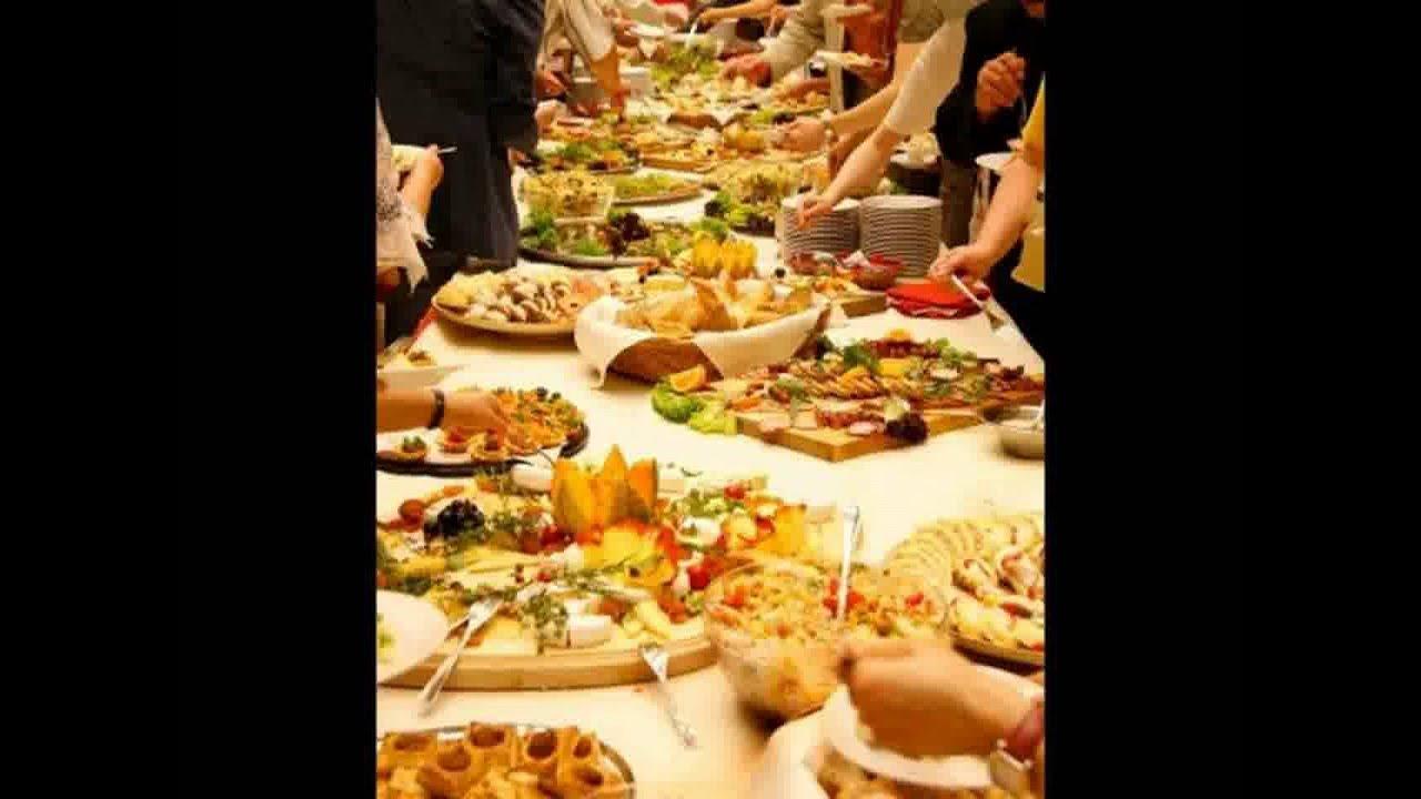 La d coration de la nourriture pour la f te d 39 anniversaire - Idee de repas pour anniversaire ...