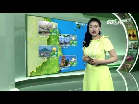 (VTC14)_Thời tiết du lịch ngày 25.05.2016