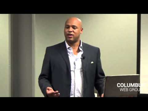 "Columbus Web Group - ""VC Firms and Startups in Cbus - What this Means for You"" by Calvin Cooper"