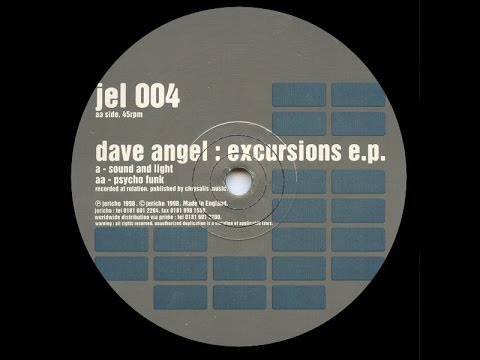 Dave Angel - Sound And Light