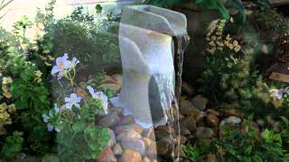 Aquascape Modern Curved Fountain Kit - Product Review Video