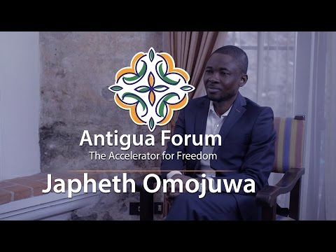 A leading Voice for Liberty in Africa