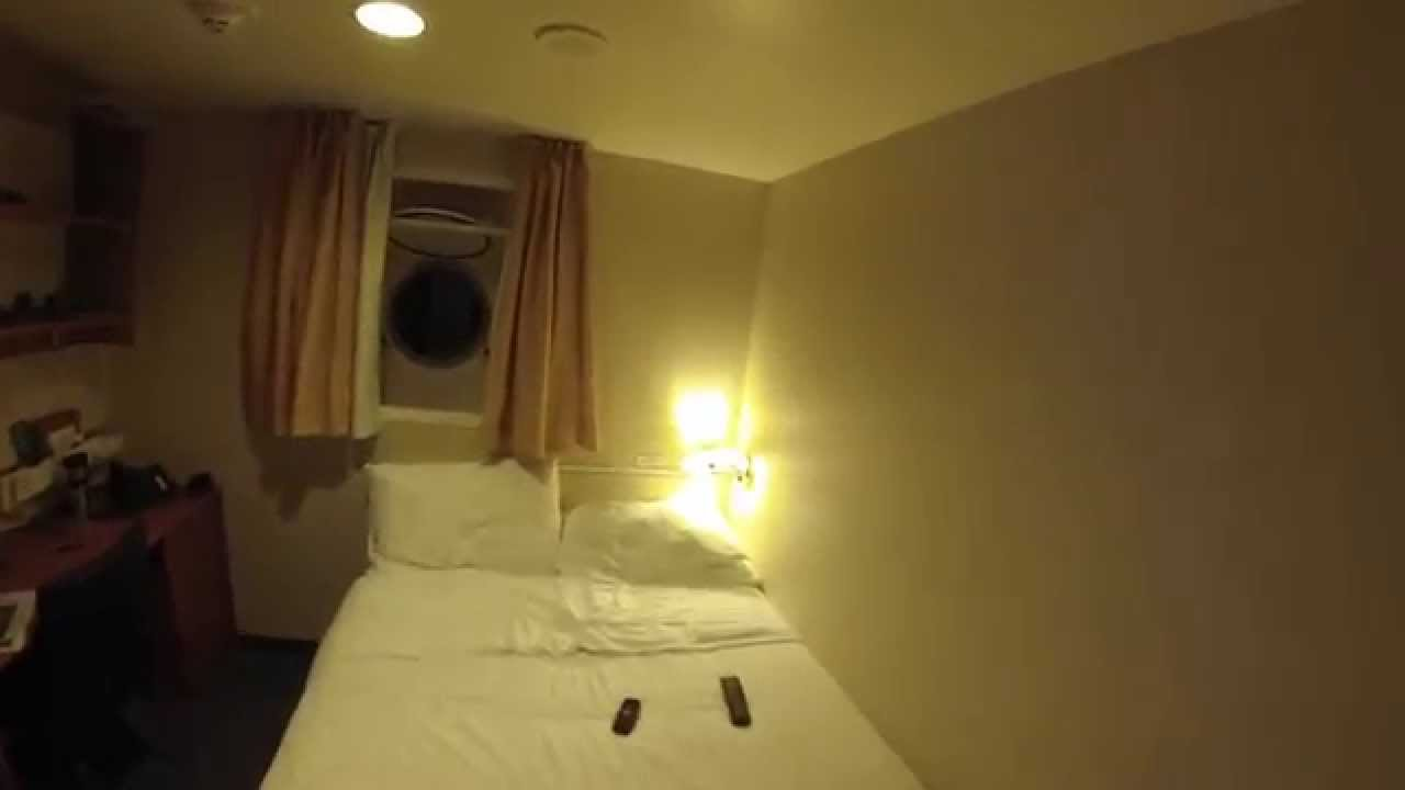 CREW OFFICER CABIN ON A CRUISE SHIP YouTube - Rooms on cruise ships