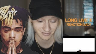 XXXTENTACION - SAD! | REACTION - LONG LIVE X | LACRIMONI :/