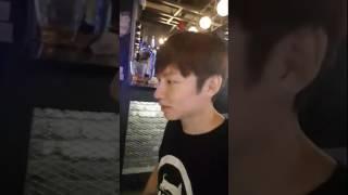 170710 Heechul Instagram Live