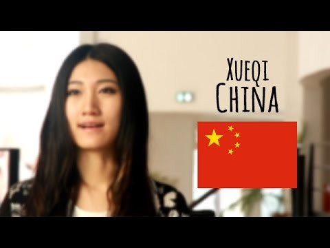 Xueqi, Chinese student - Master's Degree Programme Grande École - Groupe ESC Troyes
