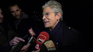 Casseurs de l'Arc de Triomphe : Réaction de Darrieussecq et Ferrand (2 décembre 2018, Paris)