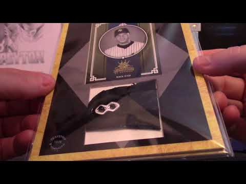 Stephan's 2018 Super Break 1/1 The Bar Baseball Premier Edition Box Break
