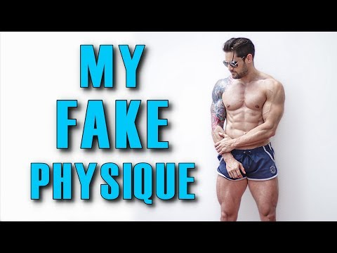 MY FAKE PHYSIQUE | The Simple Truth | Supplements VS Steroid Culture - EXPOSED