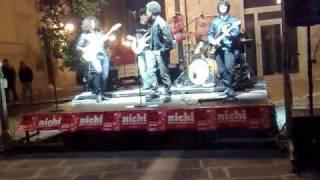 Magic Carpet live Foggia - Strange kind of woman