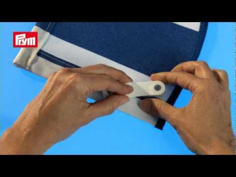 prym eyelets and washers 11mm youtube. Black Bedroom Furniture Sets. Home Design Ideas