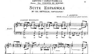 Sevilla (Suite española, III) - Albéniz