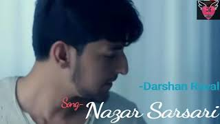 Nazar Sarsari Darshan raval petta movie