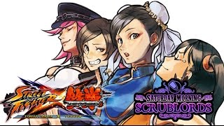 Saturday Morning Scrublords - Street Fighter X Tekken