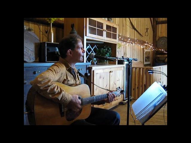 Dennis Winge Solo Acoustic Guitar Finger Lakes Ithaca