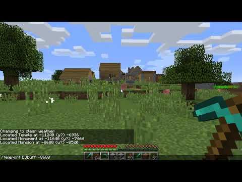 minecraft tp