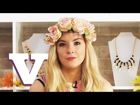 Floral Crowns: Statement Style With DollyBowBow S01E2/4
