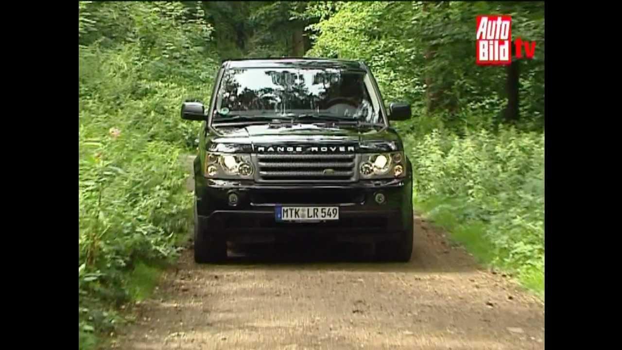 Bmw X6 Range Rover Sport Mercedes Ml Im Vergleich Teil 1
