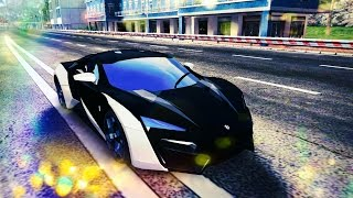 Asphalt 8 - Lykan HyperSport 1723 (Monaco rev.) 1:17:451