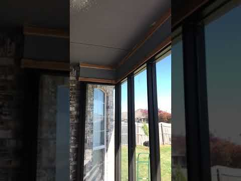 The DIY Sunroom part 2